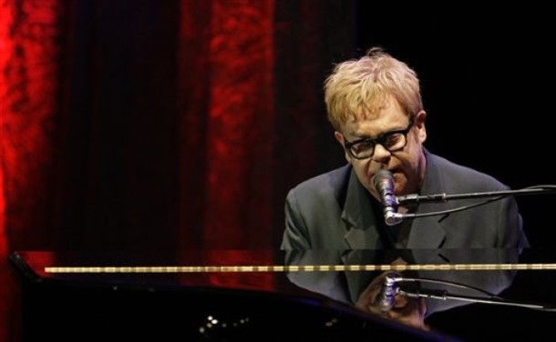 Elton John Banned From Jamming With the Pharaohs