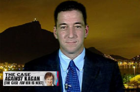 Will Glenn Greenwald's Crusade Against Elena Kagan Remain a 1-Man Show?