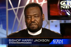 Bishop Harry Jackson Gets His Day In Court