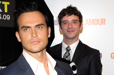 Cheyenne Jackson Is Ready to Drop Elbows on Ramin Setoodeh