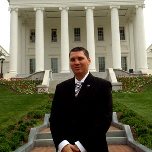 Equality Virginia Chief Jon Blair Exits