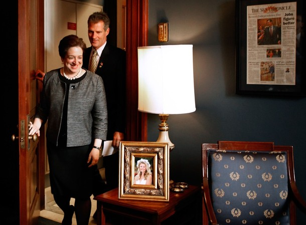 White House Already Asked Elena Kagan Personal Questions About Her Bedroom Activities. In 2008