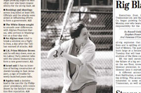 11 Photos of Elena Kagan Not Playing Softball That Still Send Secret 'Lesbian' Message