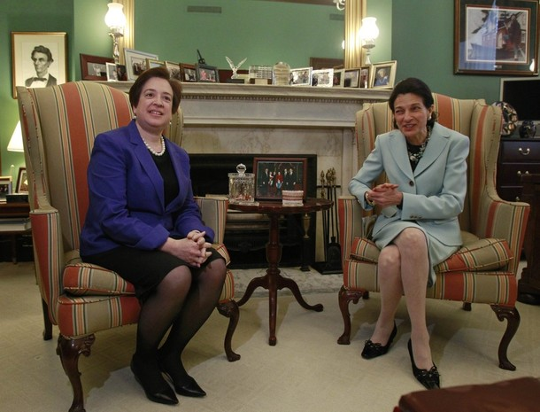 Does Elena Kagan's 'Frumpy' Fashion Make Her Look Gay?