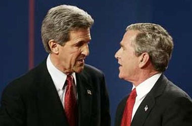 It Was That Monster John Kerry Who Made Sexuality a 2004 Campaign Issue