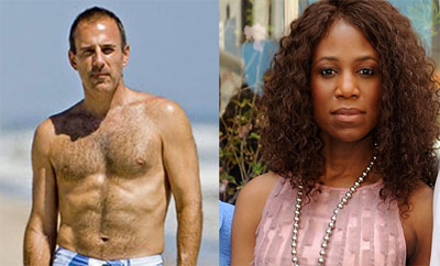 Is Matt Lauer's Alleged Mistress Whitney Houston's Trans-Sister?