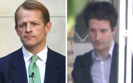 Britain Frowns on Treasury Secretary David Laws Letting Taxpayers Pad Boyfriend's Pockets
