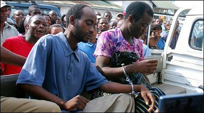 Steven Mojenza + Tiwonge Chimbalanga Not Even Afforded the Right to Be in Same Prison Together