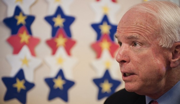 Let John McCain Have His Open DADT Session. So He Can Further Embarrass Himself