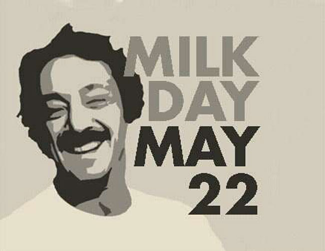 Happy Harvey Milk Day