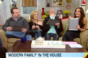 ABC Pretends Modern Family's Gays Are a Couple In Real Life