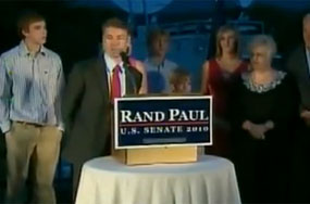 Should You Be Scared of Rand Paul's Message From the Tea Party?