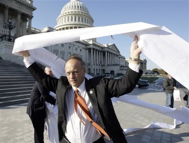 Rep. Steve King: Gays Wouldn't Need ENDA If They Weren't So Homosexual at Work