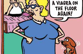Viagra Sounds Like Fun, Until It Makes You Deaf