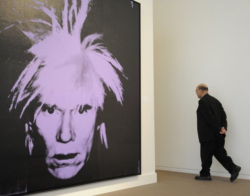 Andy Warhol's $32.5 Million Self-Portrait Shows How Gays Are Pricey Things to Collect