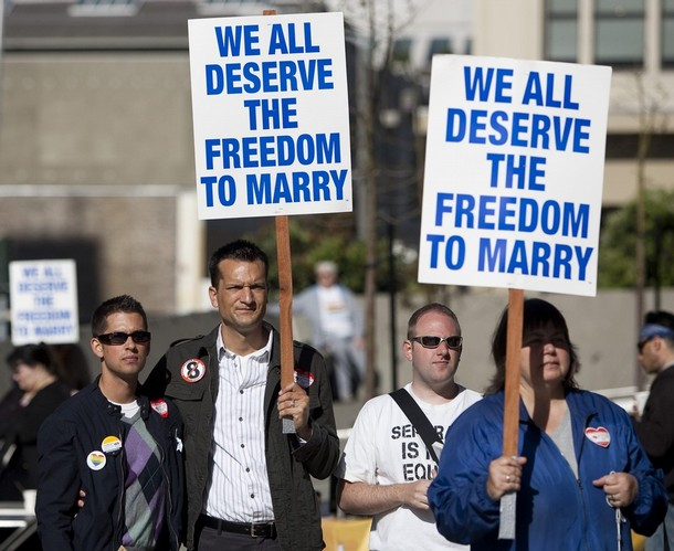 Court Kills Last-Gasp Effort To Stop California Marriage Equality