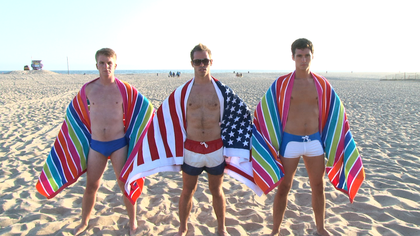 California Gays, So Hot They'll Melt Your Popsicle