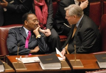 NY Sen. Ruben Diaz Again Turns State Lawmakers Into Cowering Queens on An LGBT Bill