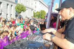 Why is San Francisco Pride Dissing Its Favorite Gay DJ