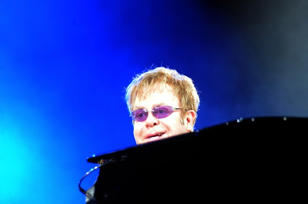 Elton John Was Perfectly Pleasant to Rush Limbaugh (As His Paid Token Gay)