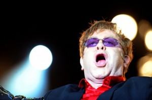 Rush Limbaugh + Elton John Became Friends Because They Are Both Fabulously Wealthy