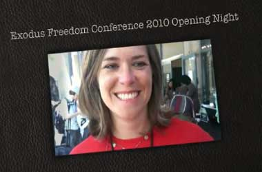 Let's Meet the Attendees of Exodus International's Freedom Conference. Some Are Hot!