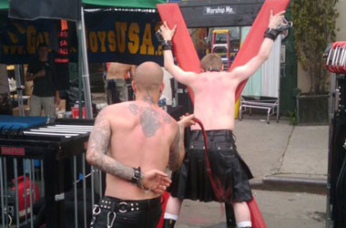 Folsom Street East: No Lions Or Tigers, Just Bears