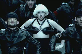 LOGO Is Going to Premiere Kylie Minogue's New Video Today. Big Whoop, We've Moved on to 'Alejandro'