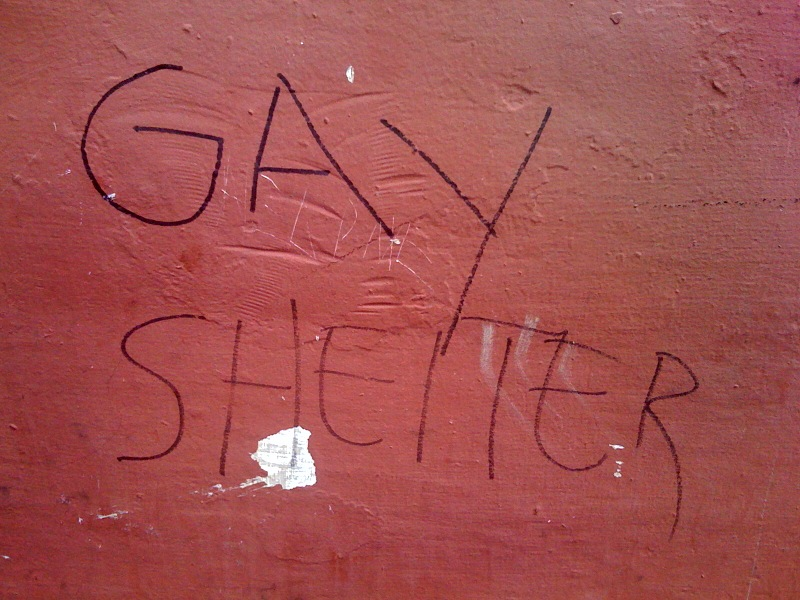 The Real Tragedy of the LGBT Youth Shelter Vandalized In Queens