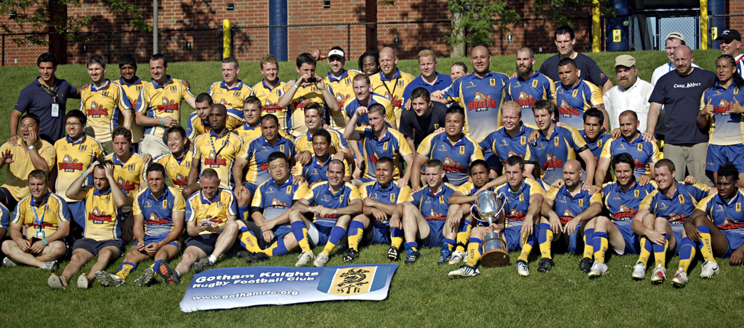Gotham Knights Keep Gay Rugby Trophy In America