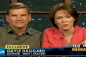 Ted Haggard Welcomed 160 Sinners to His First Church Sermon. How Many Were Gay?