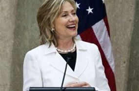 Is LGBT Pride Month Responsible for Hillary Clinton's Radiant Glow?