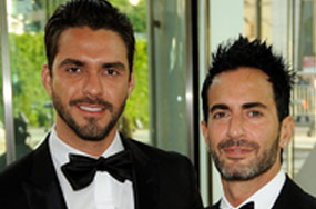 Maybe Marc Jacobs and Lorenzo Martone Are Just In a Really Open Marriage