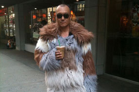 Who Knew Joe Zee Was a Furry?