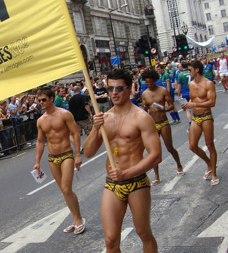 London's Street Pride: Basically Canceled