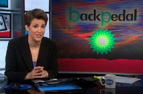 Rachel Maddow Is Sexiest When She's Stickin' It To Lying Public Officials