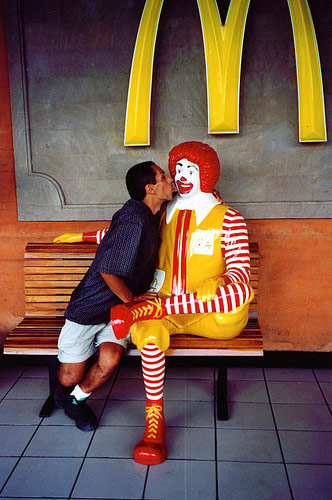 McDonald's Blocking WiFi Access To Gay Websites To Ensure Restaurants Are 'Family Friendly'