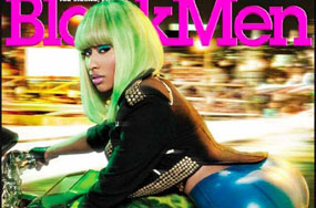 Did Rapper Nicki Minaj Go Back in the Closet, Or Is Multiple Identities Her Shtick?