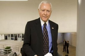 Sen. Orrin Hatch Wishes His Republicans Were As Organized As The Homosexuals