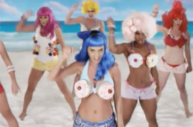 There Better Be a Shot-By-Shot Remake of Katy Perry's 'California Gurls' Before EOD