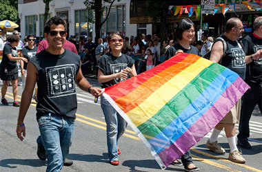The Queens Pride Parade Will Determine Which New York Democrats Survive in November
