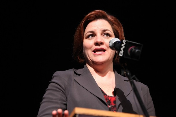 Christine Quinn's Passion Takes Center Stage At NYC Mayoral Debate