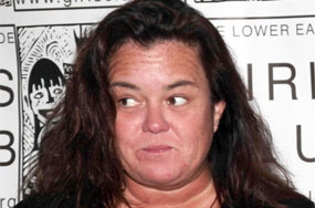 Rosie O'Donnell, Defender of Helen Thomas