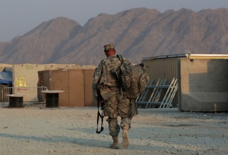 If You Are a Homosexual U.S. Soldiers, Remember Your 'Anonymous' Questionnaire Is Being Monitored