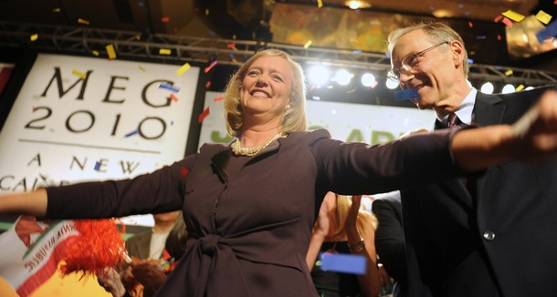 Meg Whitman Spent $70 Million to Become the GOP's Pick for California Governor
