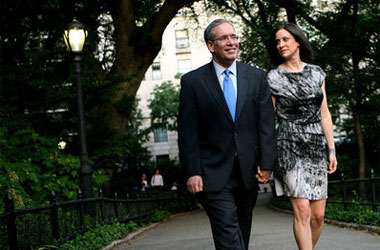 Manhattan Borough President Scott Stringer Legally Marries (A Woman) In Connecticut