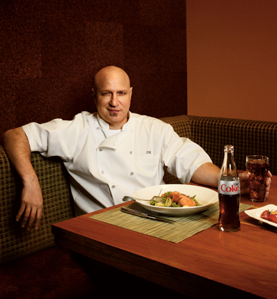 Bear Dreams Come True For Top Chef's Tom Colicchio (Update: Or Not)