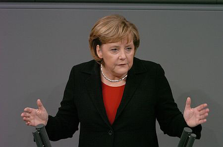 Is Chancellor Angela Merkel Completely Ignoring Germany's Gay Bashed Youth?