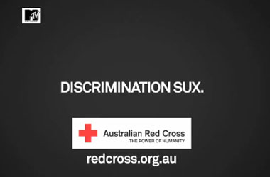 Aussie Red Cross Doesn't Realize Its 'Discrimination Sux' Ad, Well, Sux