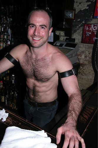 Maine's Food Code Discriminates Against Bartenders With Hairy Chests, Pits, Backs